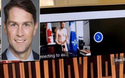 Καναδάς: Σάλος με βουλευτή που εμφανίστηκε γυμνός κατά τη διάρκεια τηλεδιάσκεψης στη Βουλή