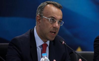 Κορωνοϊός -Σταϊκούρας: Αντέχουμε 2-3 μήνες, χωρίς μαξιλάρι ασφαλείας -Προσωρινή η ύφεση