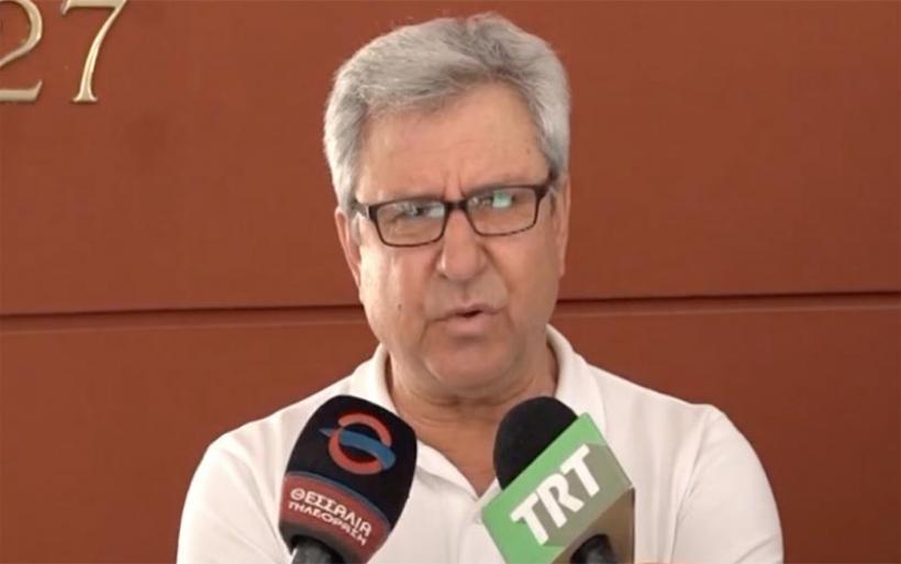 Ευθύμης Τσάμης - Πρόεδρος Ιατρικού Συλλόγου Μαγνησίας προς αρνητές και συνωμοσιολόγους: Σκάστε επιτέλους!