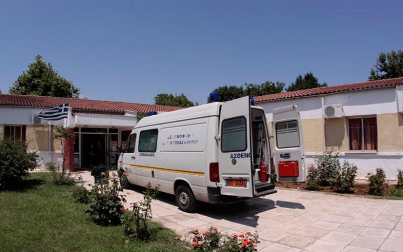 Συναγερμός στο Κέντρο Υγείας Αλμυρού λόγω κρούσματος κορονοϊού σε οδηγό ασθενοφόρου