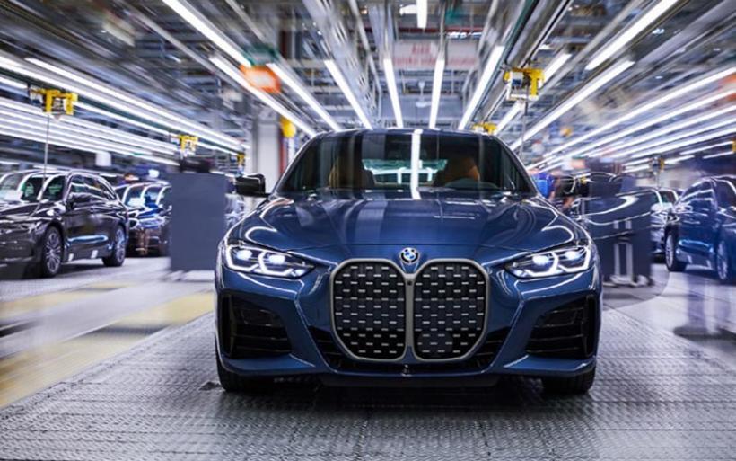 Πού κατασκευάζεται η νέα BMW 4 Series;
