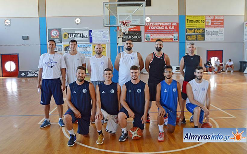 Ξεκίνησε προετοιμασία για την Γ' Εθνική η ομάδα μπάσκετ του ΓΣΑ - Το πρόγραμμα αγώνων