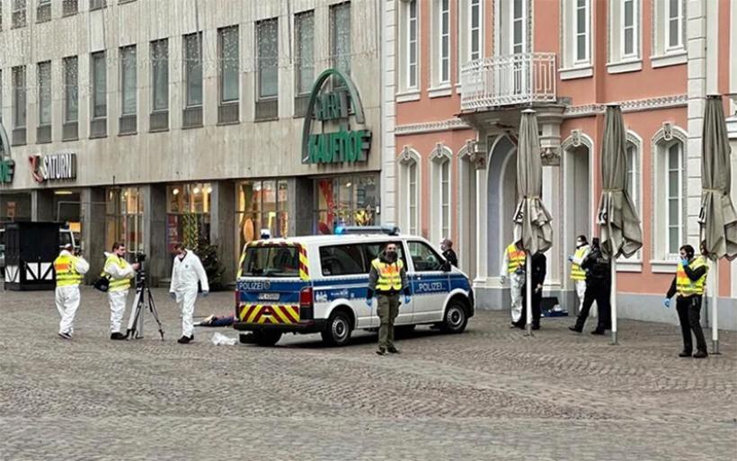 Γερμανία: Αυτοκίνητο έπεσε πάνω σε πεζούς στην Τρίερ- 4 νεκροί ανάμεσά τους ένα βρέφος