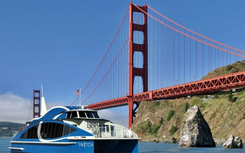 Στο San Francisco το πρώτο ferry με κυψέλες υδρογόνου