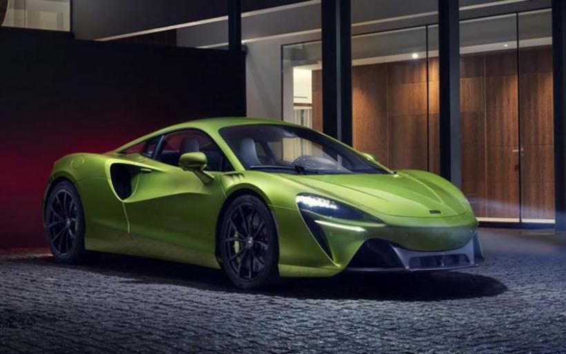 Η νέα McLaren με τελική 330 χλμ./ώρα