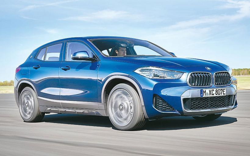 BMW X2 xDrive25e: Τα έχει όλα!