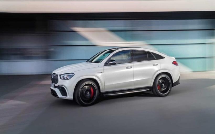 Έρχεται η νέα Mercedes-AMG GLE 63 S Coupe με 612 ίππους