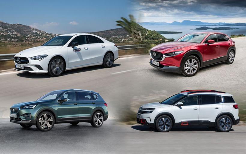 Τα ασφαλέστερα αυτοκίνητα της χρονιάς