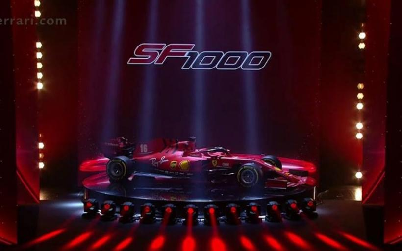 F1: Αυτό είναι το νέο μονοθέσιο της Ferrari (videos)