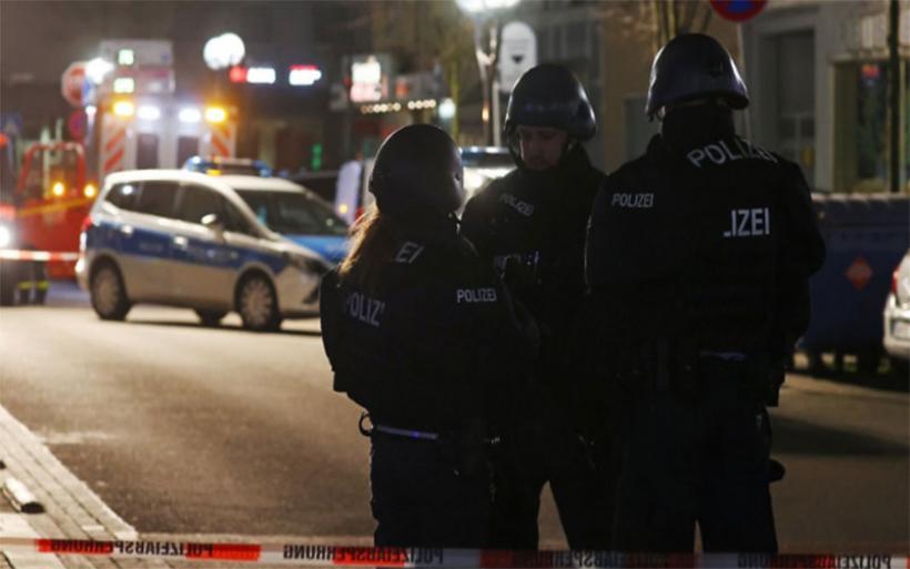 Γερμανία: Μακελειό στην πόλη Hanau - Πυροβολισμοί με οκτώ νεκρούς και πέντε τραυματίες