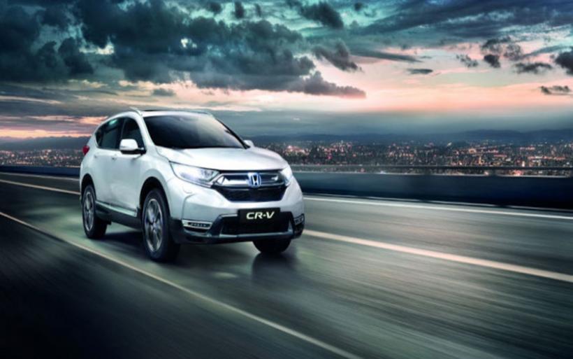 Η Honda ανανεώνει το CR-V