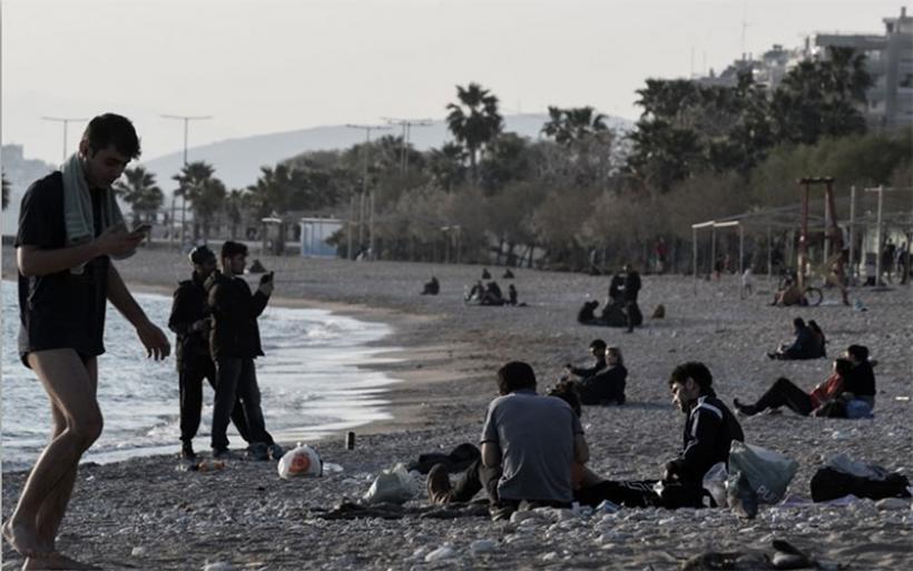 Λιμεναρχείο Βόλου: Απαγορεύσεις για θαλάσσια σπορ, κολύμπι