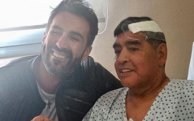 Marca: «Συνελήφθη ο γιατρός του Μαραντόνα -Αντιμετωπίζει κατηγορίες εγκληματικής αμέλειας, κρίθηκε ύποπτη η στάση του»