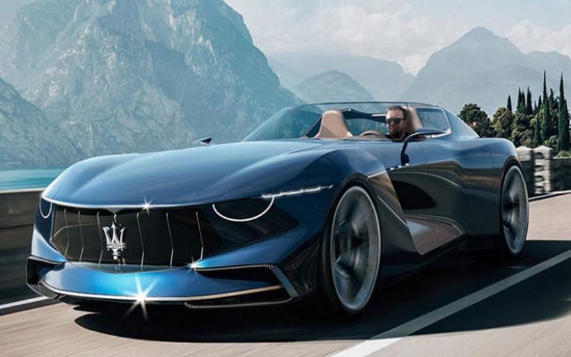 Το πανέμορφο πρωτότυπο Maserati GranTurismo Targa
