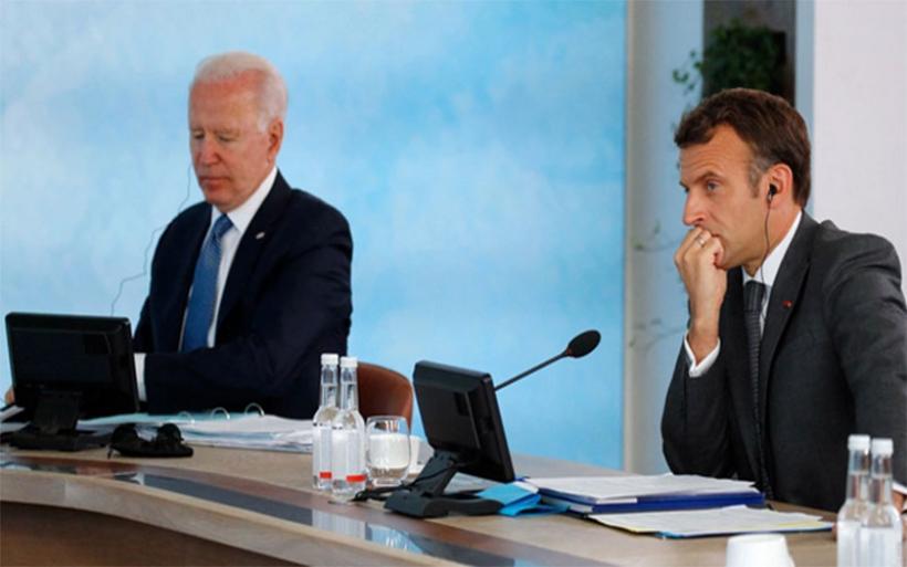 AUKUS: Στο βρόντο οι προσπάθειες κατευνασμού της Γαλλίας από τους «τρεις» - Πού στρέφεται τώρα ο Μακρόν
