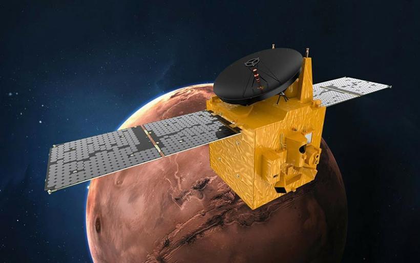 Ξεκινά το δρομολόγιο… από το Ντουμπάι στον Άρη!
