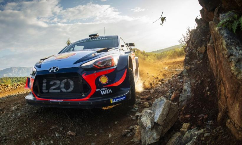WRC: Αφιέρωμα στη πρωταθλήτρια Hyundai Motorsport!