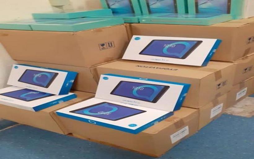 Περίπου 200 tablets θα μοιράσει σε φτωχές οικογένειες ο Δήμος Βόλου