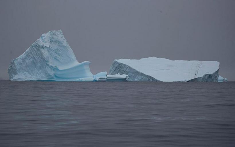 """«Λιώνει» η Ανταρκτική! """"Έσπασε"""" το ρεκόρ της μεγαλύτερης θερμοκρασίας"""