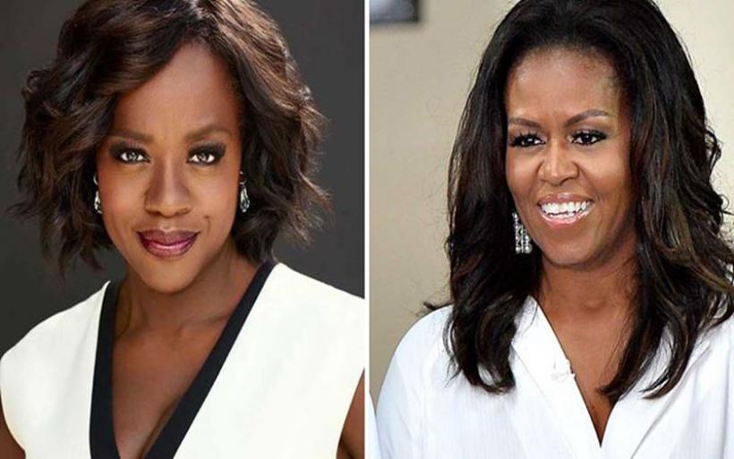 Η Viola Davis θα υποδυθεί τη Michelle Obama στην επερχόμενη σειρά «The First Lady»