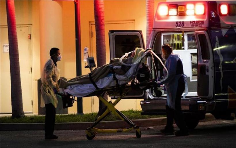 Κορωνοϊός - ΗΠΑ: Σπάει όλα τα ρεκόρ - Πάνω από 65.000 επιβεβαιωμένα κρούσματα σε 24 ώρες