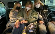 Τρεις γενιές: Η Χάιντι Κλουμ με τη μητέρα και τη 16χρονη κόρη της -Και οι τρεις καλλονές